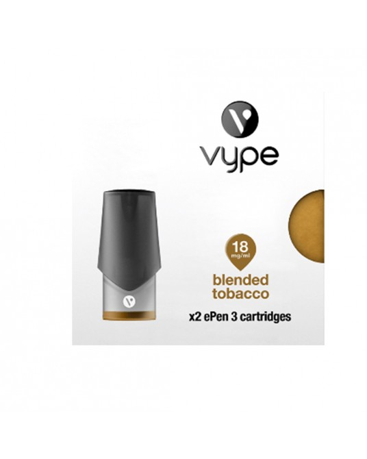 VAPEADOR CAPSULAS Blended Tobacco 0mg-Epen3 CAPSULA X 2 UNID