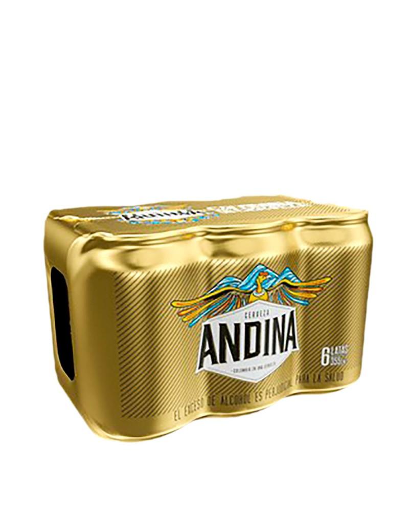 ANDINA SIX PACK 6x355ml