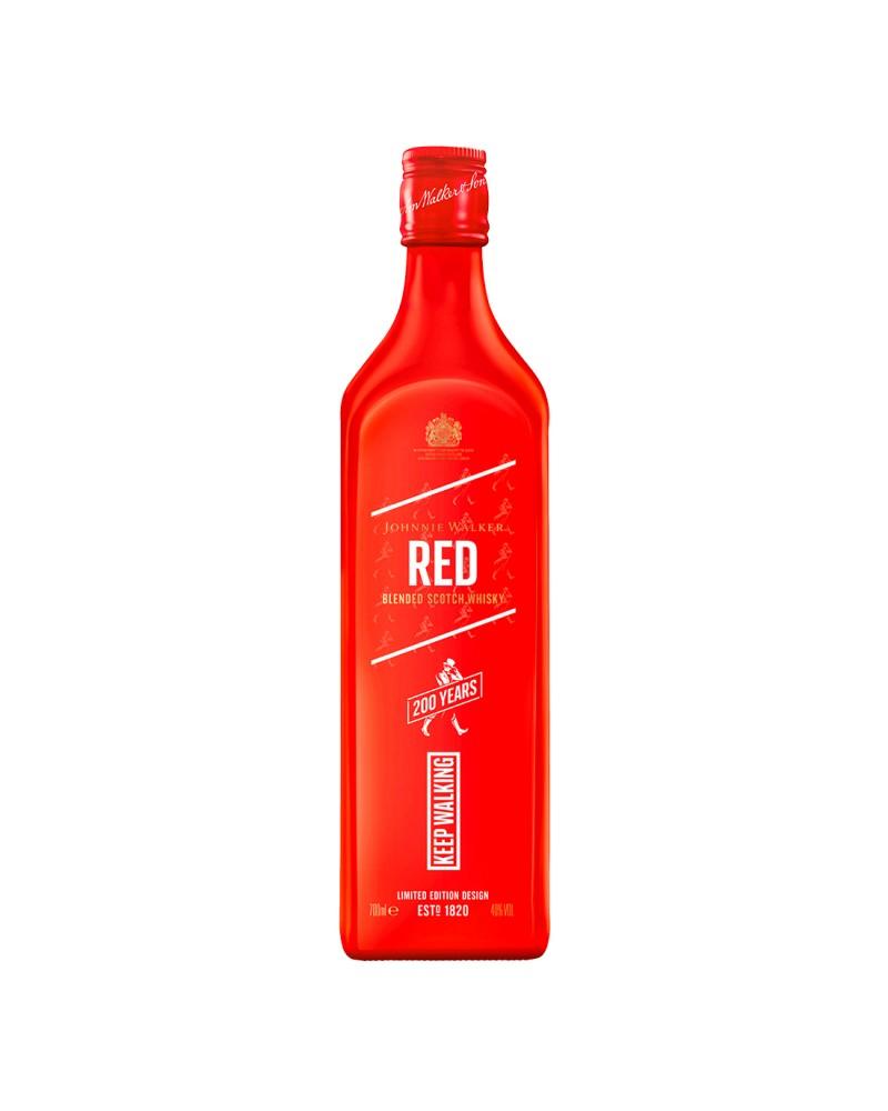 JOHNNIE WALKER RED LABEL BOTELLA 750 ml