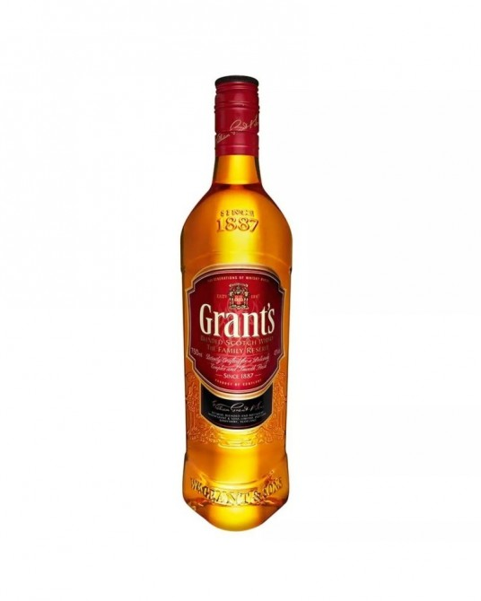 GRANTS BOTELLA 750 ml