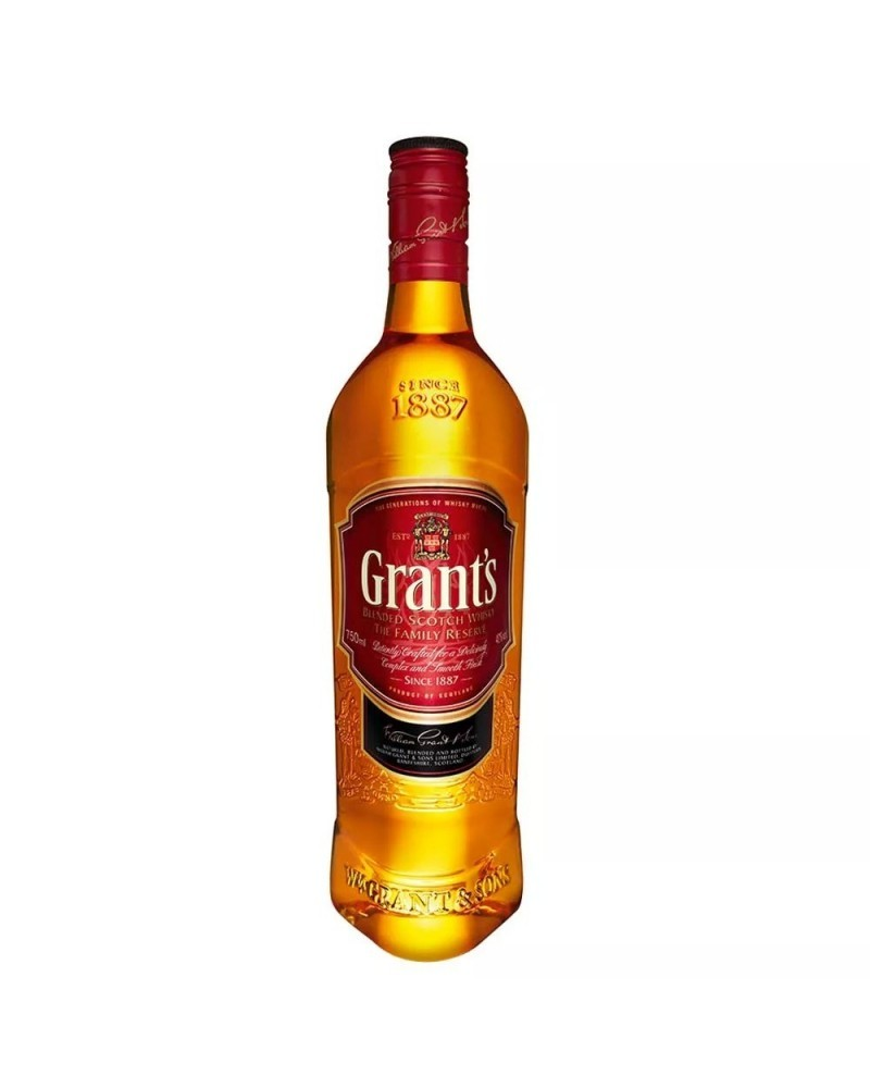 GRANTS BOTELLA 750 ml