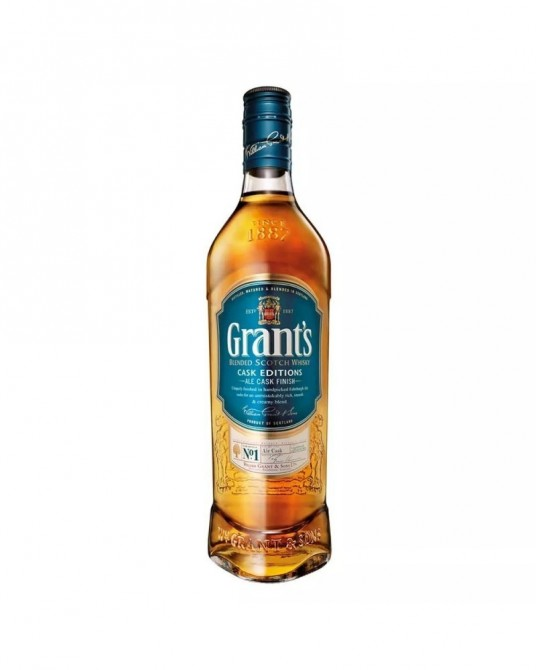 GRANTS (ALE CASK FINISH) BOTELLA 750 ml