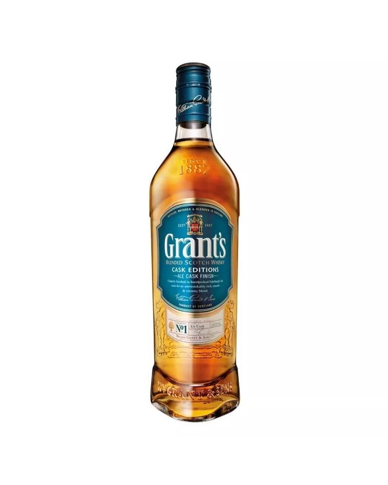 GRANTS (ALE CASK FINISH) BOTELLA 750 ml
