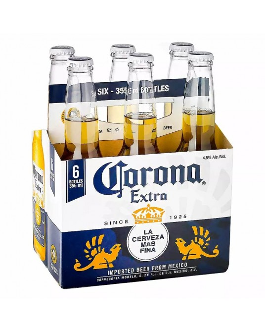 CORONA SIX PACK 6x355ml