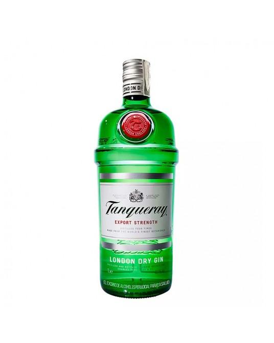 TANQUERAY LONDON DRY GIN BOTELLA 750 ml