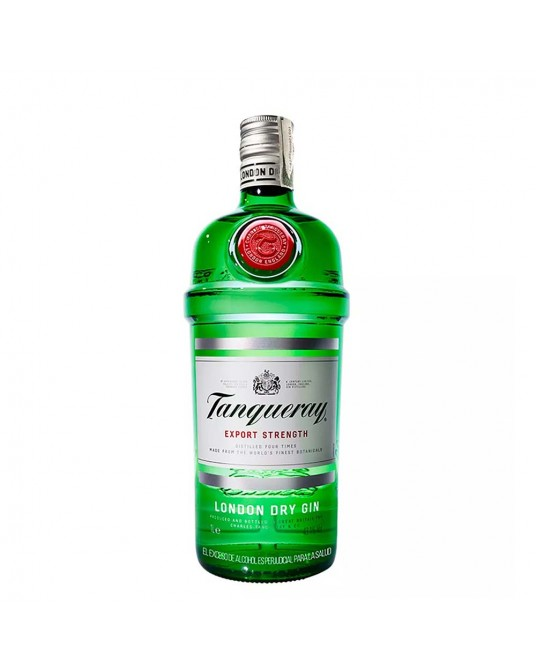 TANQUERAY LONDON DRY GIN BOTELLA 750 ml