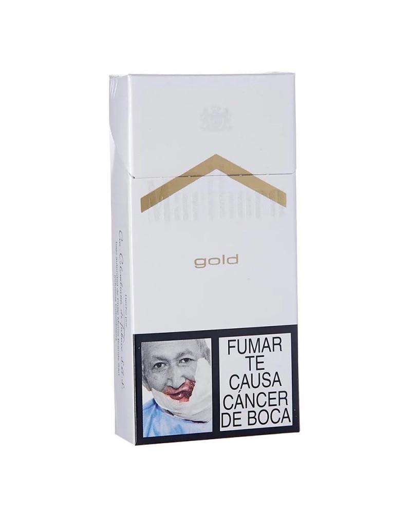 MARLBORO GOLD X 10 UNIDADES