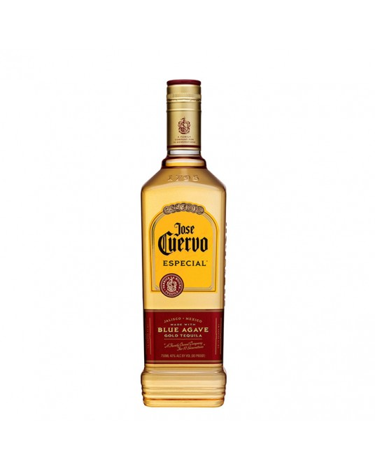 JOSE CUERVO REPOSADO BOTELLA 750 ml