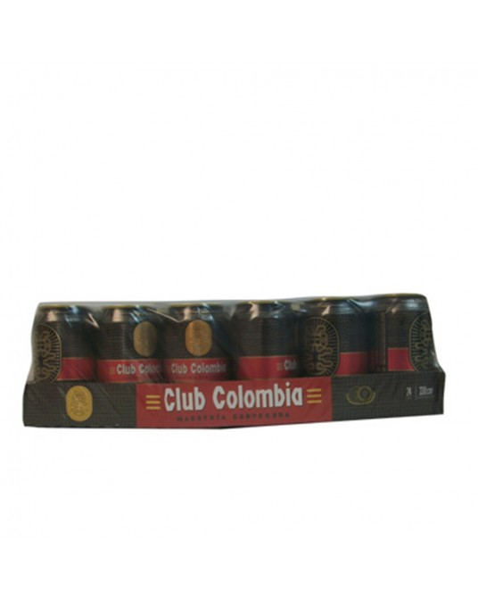 CLUB COLOMBIA NEGRA BANDEJA 24x330ml