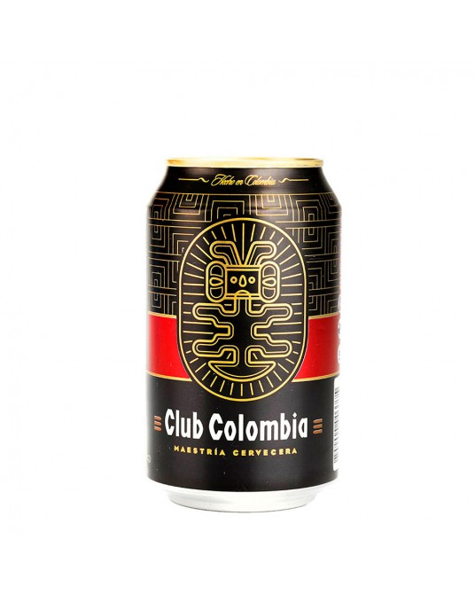 CLUB COLOMBIA NEGRA LATA 330 ml