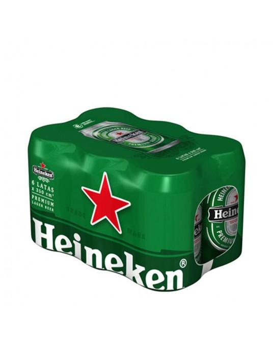 HEINEKEN SIX PACK 6x250ml