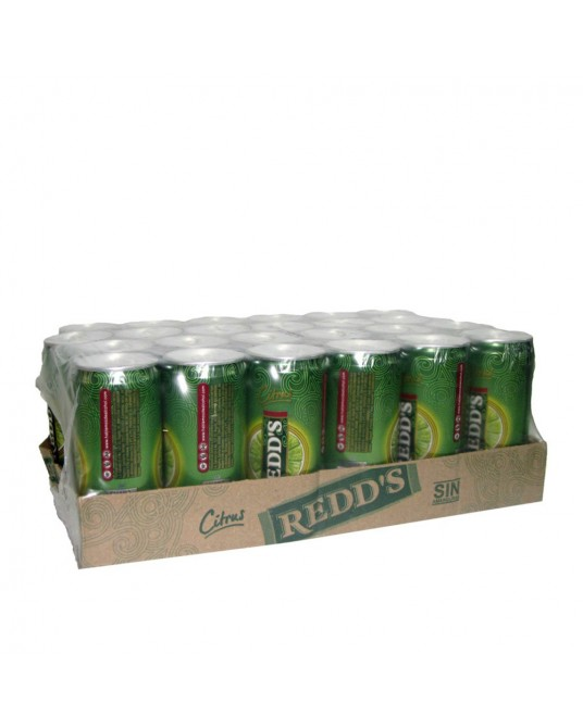 REDDS CITRUS BANDEJA 24x269ml