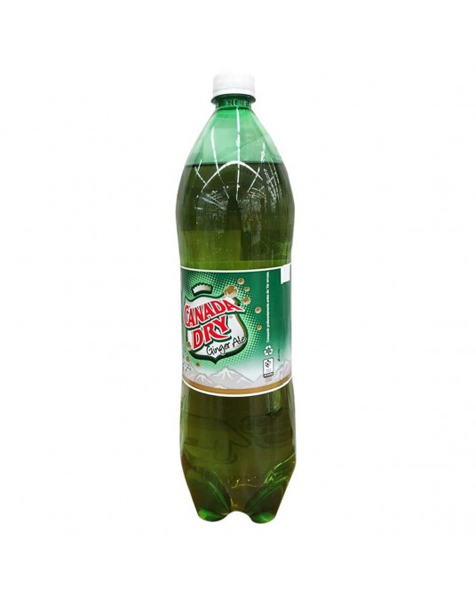 CANADA DRY GINGER 1.5 L