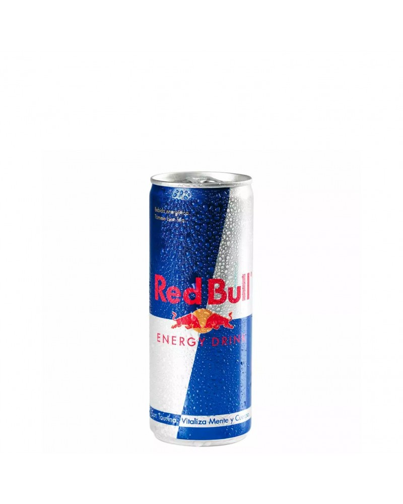 RED BULL LATA 250 ml