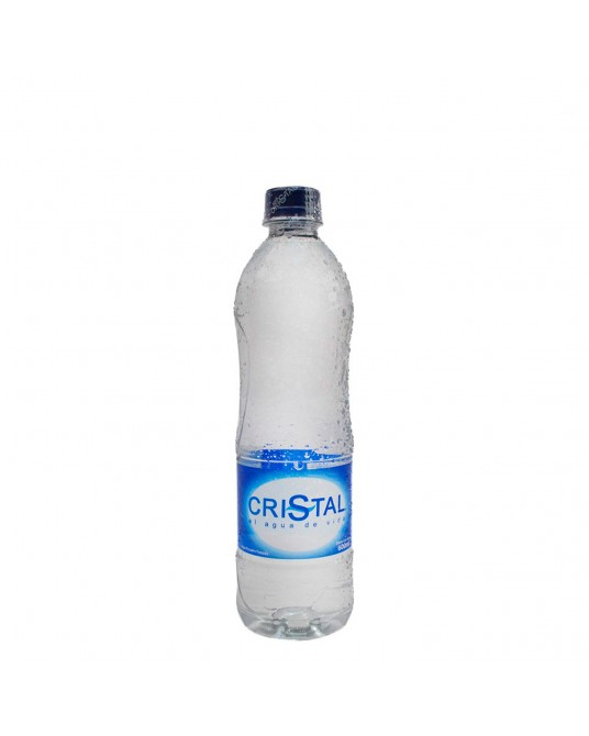 SIN GAS (CRISTAL) BOTELLA 600 ml