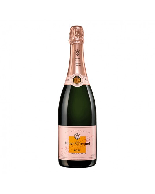 VEUVE CLICQUOT ROSE BOTELLA 750 ml