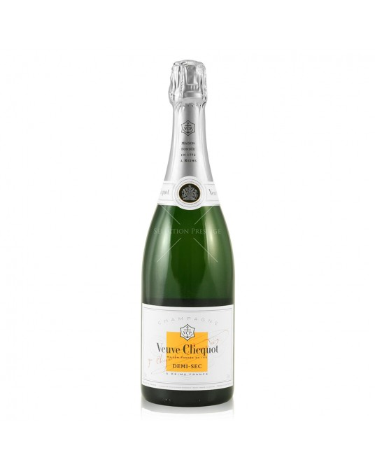 VEUVE CLICQUOT DEMISEC BOTELLA 750 ml