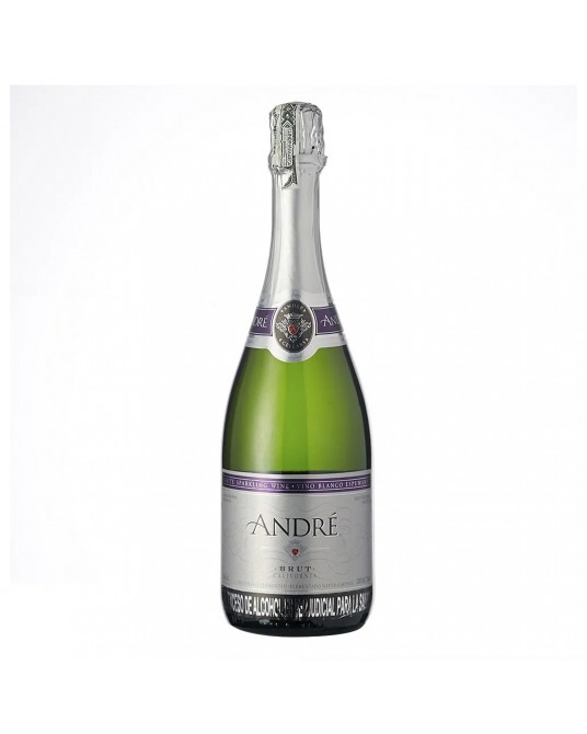 ANDRÉ BRUT BOTELLA 750 ml