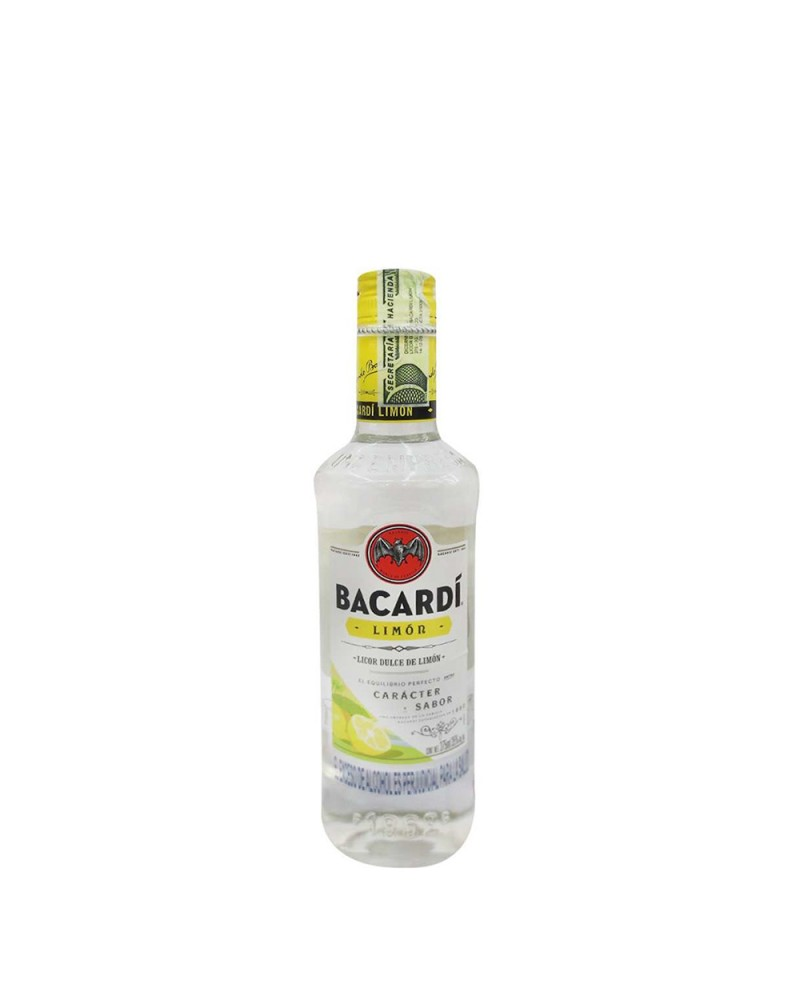 BACARDI LIMON MEDIA 375 ml