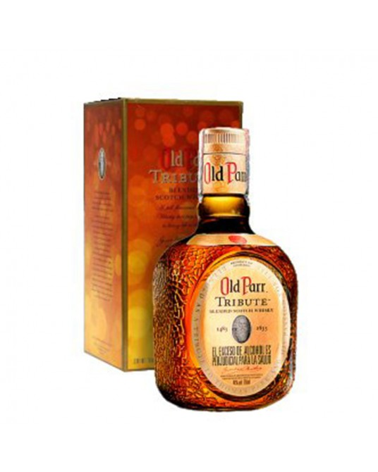 OLD PARR TRIBUTE BOTELLA 750 ml