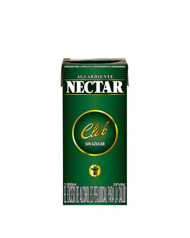 NECTAR CLUB VERDE LITRO TPACK 1000 ml
