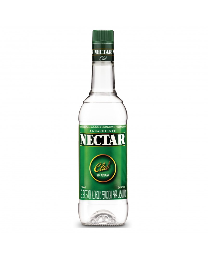 NECTAR CLUB VERDE BOTELLA 750 ml