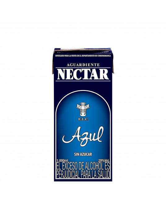 NECTAR AZUL SIN AZUCAR LITRO TPACK 1000 ml