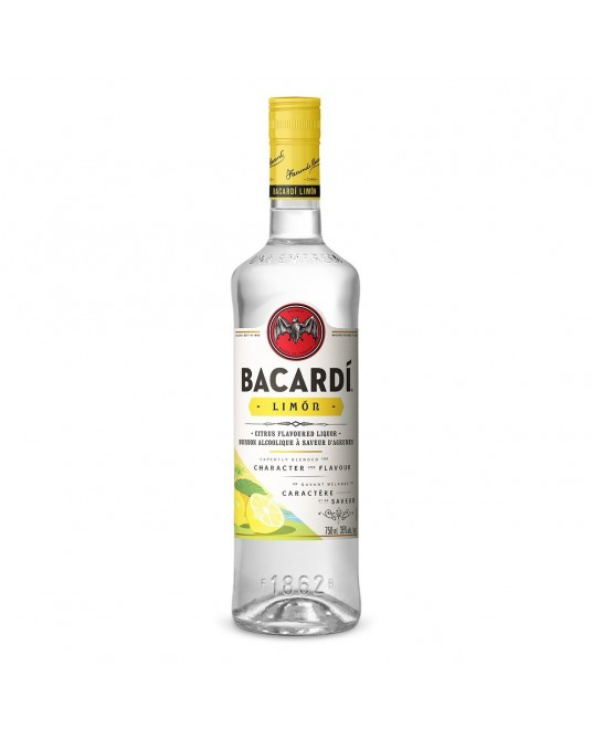 RON BACARDI LIMON BOTELLA 750 ml