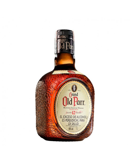 OLD PARR 12 AÑOS BOTELLA 1000 ml