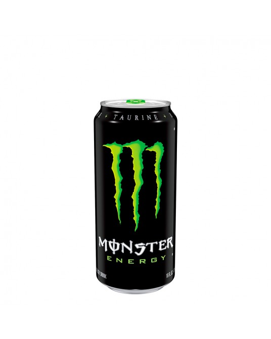 MONSTER GREEN LATA 473 ml