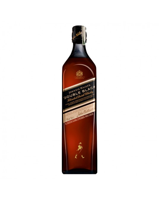 JOHNNIE WALKER DOUBLE BLACK LABEL BOTELLA 750 ml