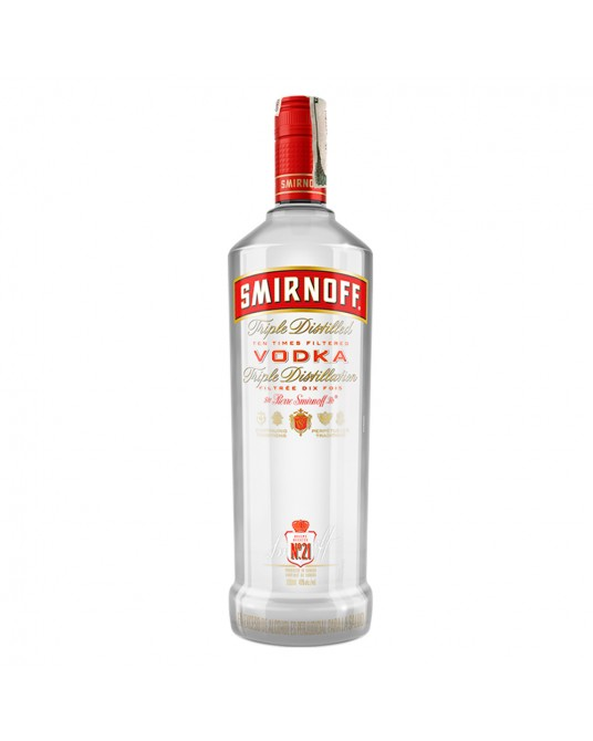 SMIRNOFF RED BOTELLA 700 ml
