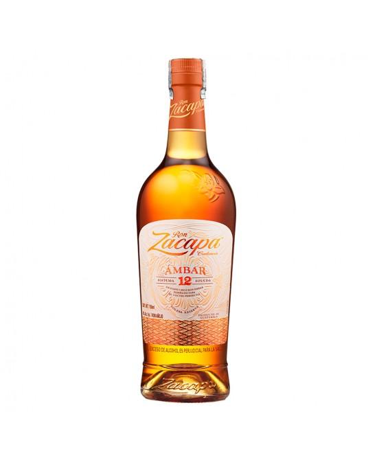 ZACAPA AMBAR CENTENARIO BOTELLA 750 ml