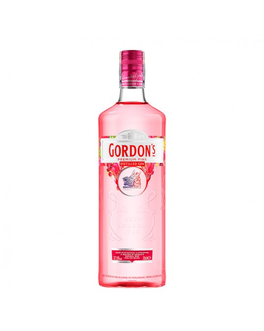 GORDON´S PREMIUN PINK BOTELLA 700 ml