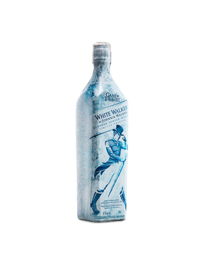WHITE WALKER BY JOHNNIE WALKER 750 ML
