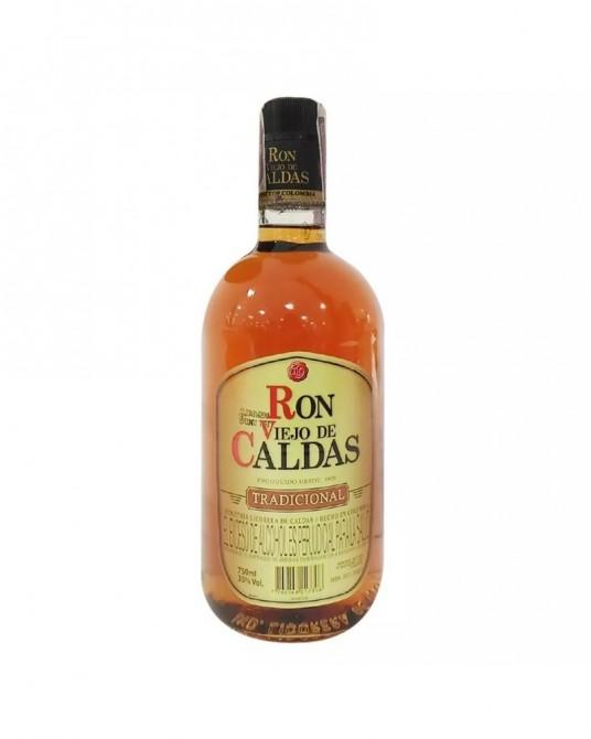 VIEJO DE CALDAS 3 AÑOS BOTELLA 750 ml