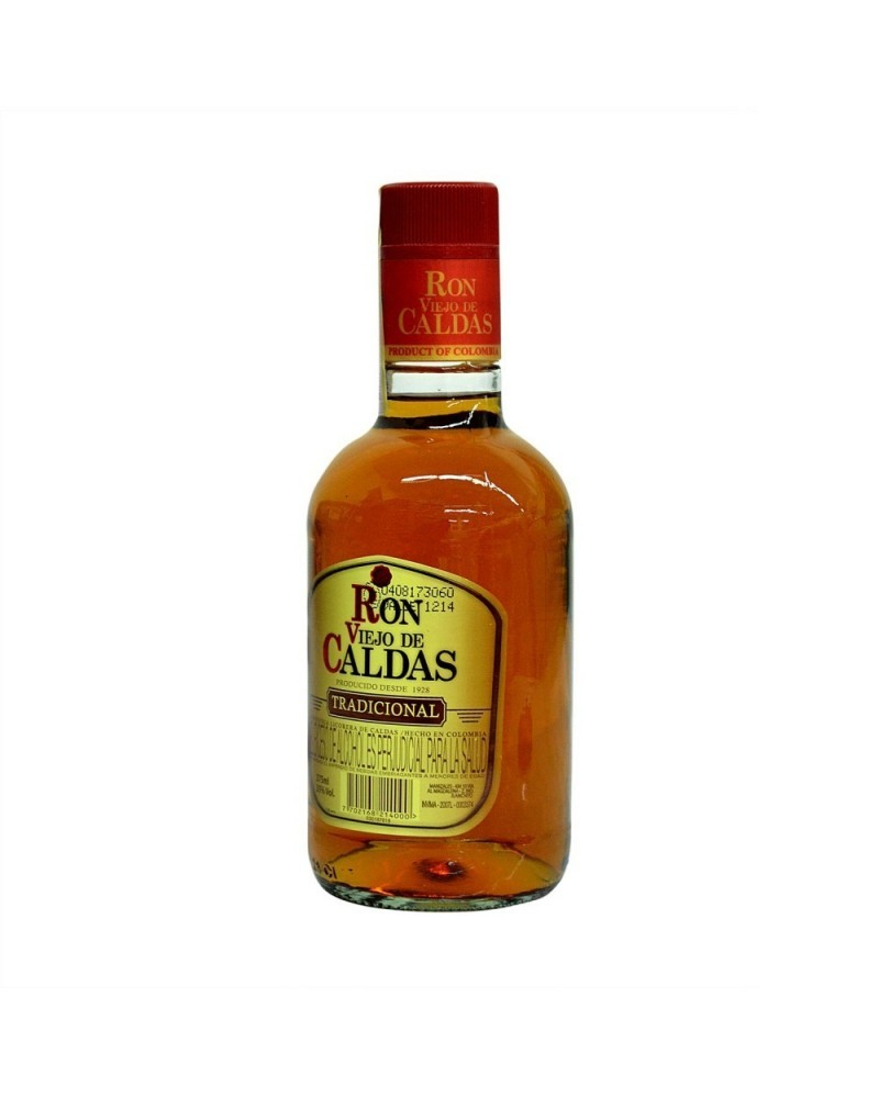 VIEJO DE CALDAS 3 AÑOS MEDIA 375 ml