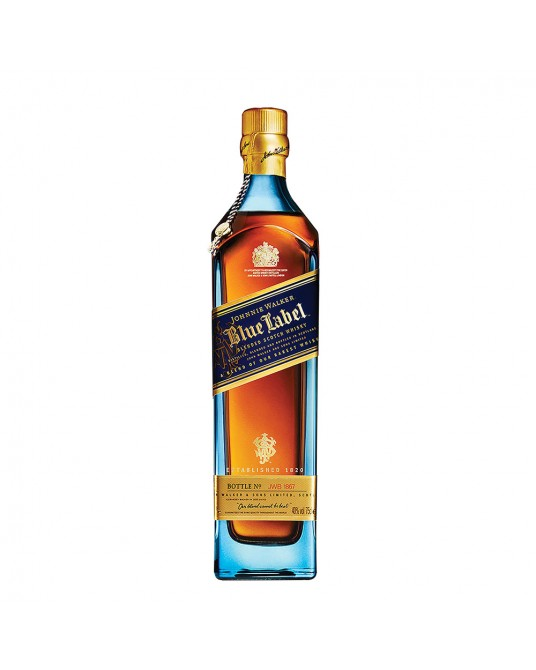 JOHNNIE WALKER BLUE LABEL BOTELLA 750 ml