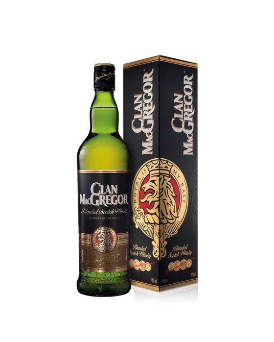 CLAN MAC GREGOR BOTELLA 700 ml
