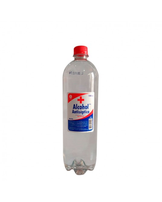 ALCOHOL ANTISÉPTICO 70% 1000 ml