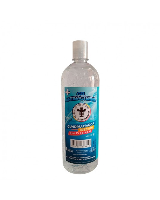 GEL ANTIBACTERIAL LITRO 1000 ml