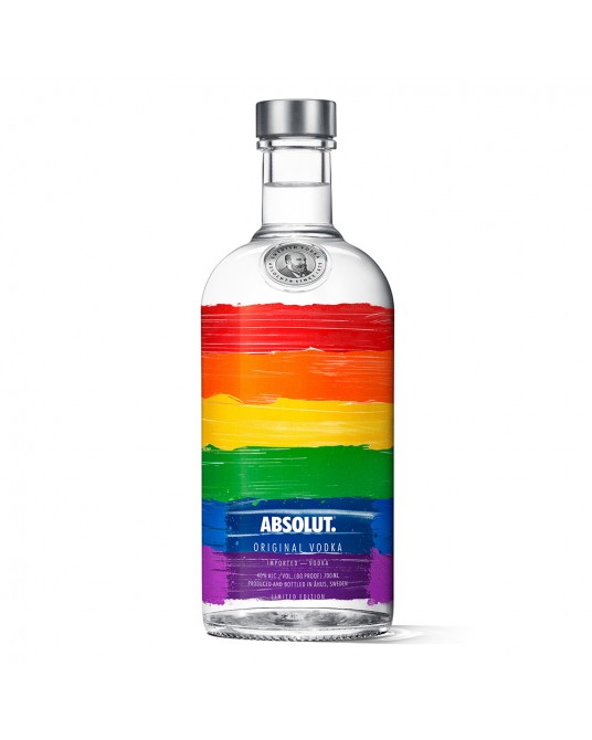 ABSOLUT RAINBOW BOTELLA 700 ml
