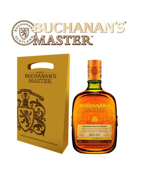 BUCHANAN'S MASTER BOTELLA 750 ml