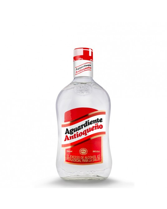 ANTIOQUEÑO ROJO BOTELLA 750 ml