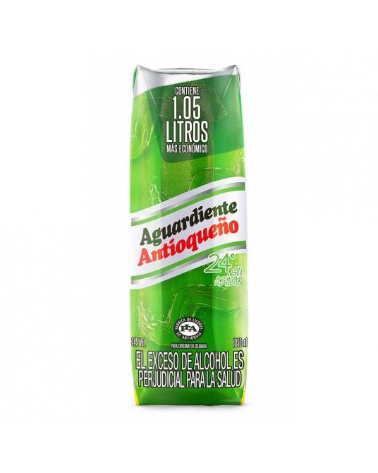 ANTIOQUEÑO VERDE LITRO TPACK 1050 ml