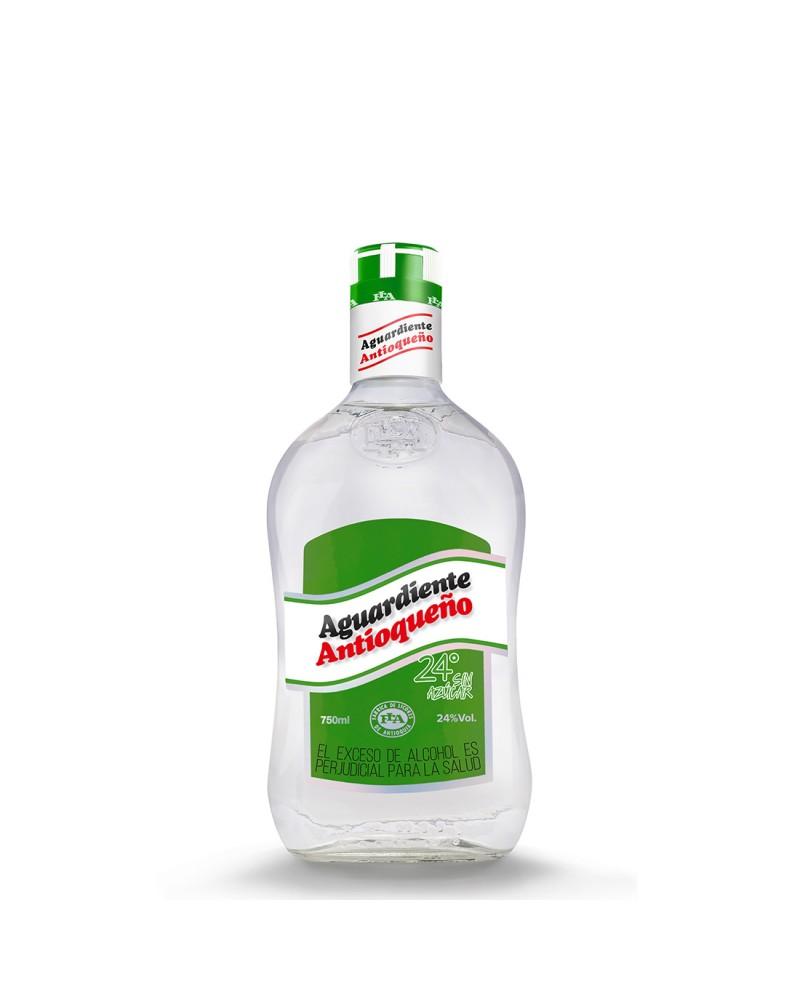 ANTIOQUEÑO VERDE BOTELLA 750 ml