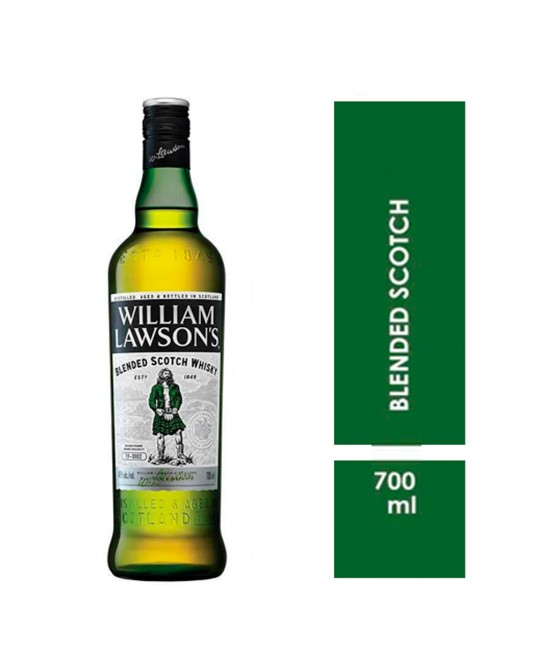 WHISKY WILLIAM LAWSON´S BOTELLA 700 ml
