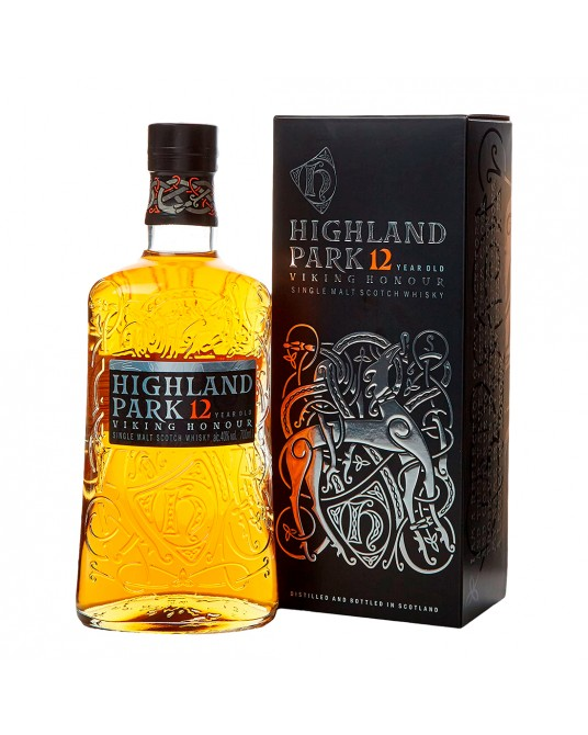 WHISKY HIGHLAND PARK 12 BOTELLA 700 ml