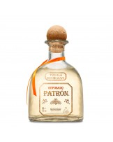 TEQUILA PATRON REPOSADO BOTELLA 750 ml