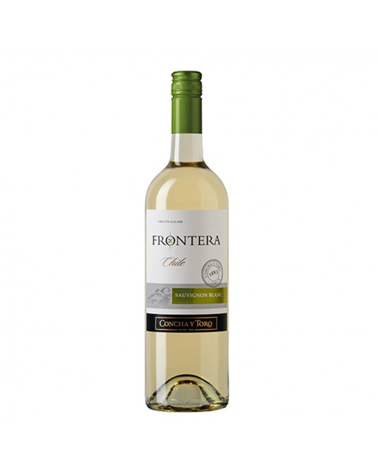VINO FRONTERA SAUVIGNON BLANCO BOTELLA 750 ml